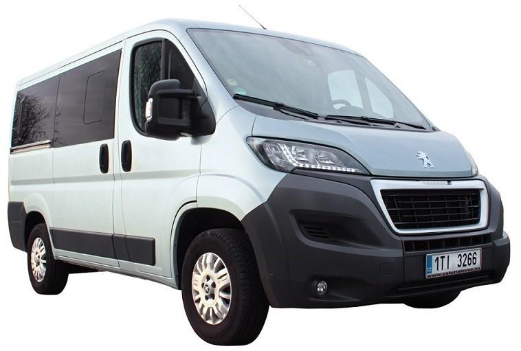 Peugeot Boxer 2,2HDI minibus 9+1 11/2014 naj 76tis