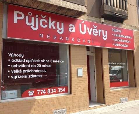 Nebanovní půjčka Praha