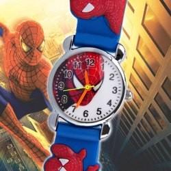 detske hodinky spider man