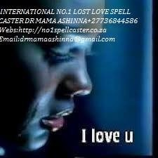 THE WORLD'S BEST LOST LOVE SPELL CASTER  DR WANJIMBA CALL +27736844586