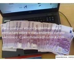 Ponúka úver od 1 000 € do 7 000 000 €