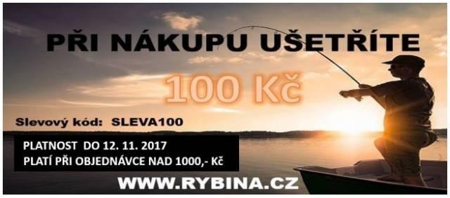Rybina.cz - rybářské potřeby, výbava pro rybáře