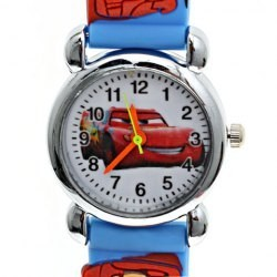 detske hodinky Cars auta
