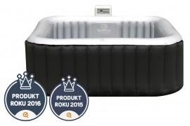 Nafukovací vířivky - hydro-masážní vany