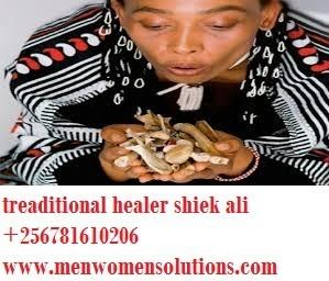 International spiritual healer and black magic call +256781610206