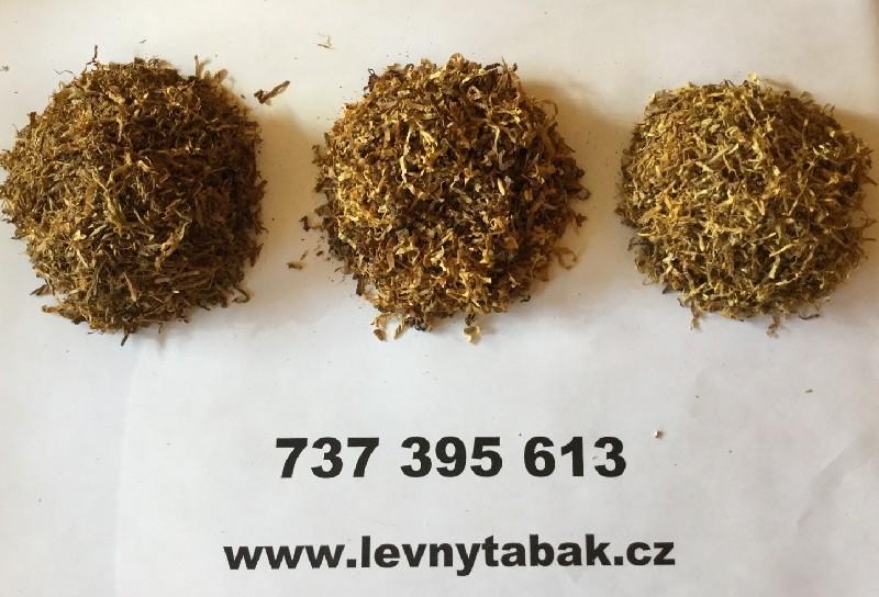 Tabák Cigaretový od 850Kc/1Kg. Autentické snímky, Rychlé Dodání 72H, 100% poctivě