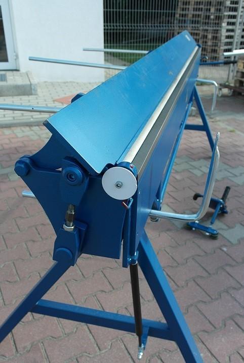 Ruční ohýbačka plechu ZGR 2500