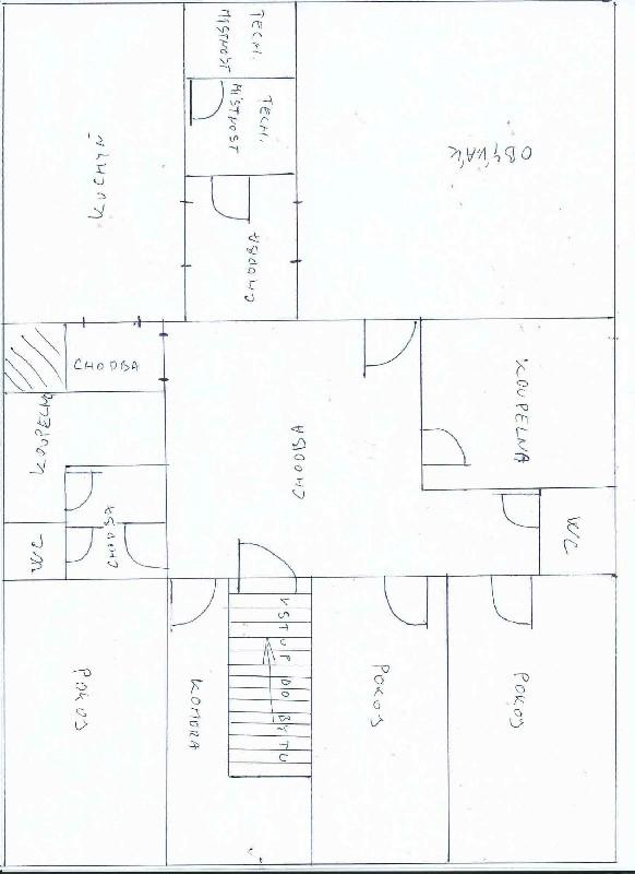 Prodej nebytového prostoru 134m2