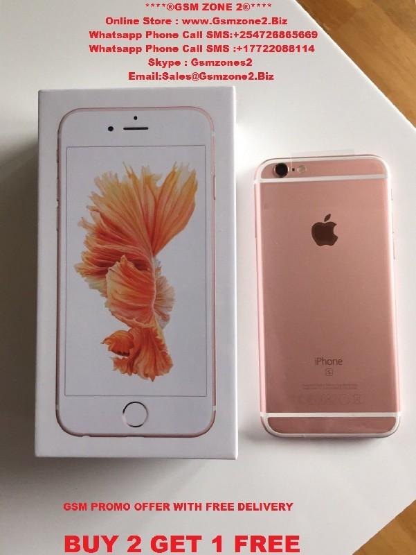 GSM Apple iPhone 6s/6/6Plus 32GB/64GB/128GB 2 Get 1 free Whatsapp+254726865669