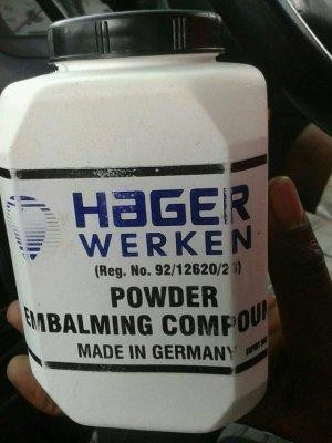Selling Embalming compound powder both PINK and WHITE +27782897604 Johannesburg, Botswana