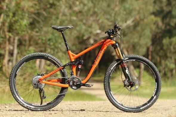GT Bikes Force Carbon Pro Bike 2014
