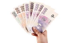 abídka peněz půjčce mezi zvlášť.