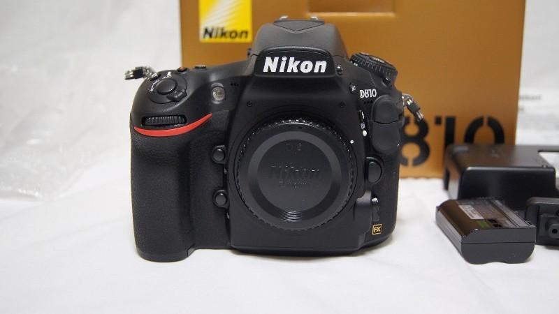 Prodejní:  Nikon D750, Nikon D810, Nikon D7200, Canon EOS 5D Mark III,  Canon EOS 5DS