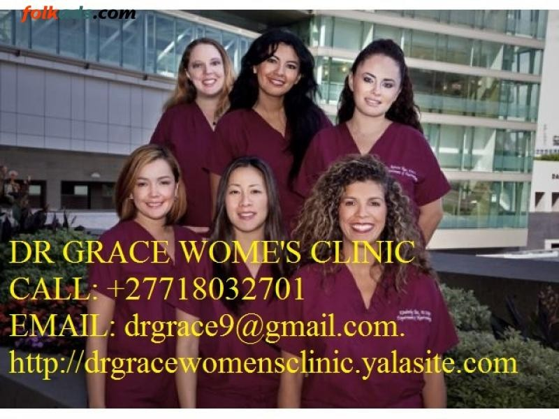 Dr Grace's Medical Abortion Clinic in Randburg +27718032701