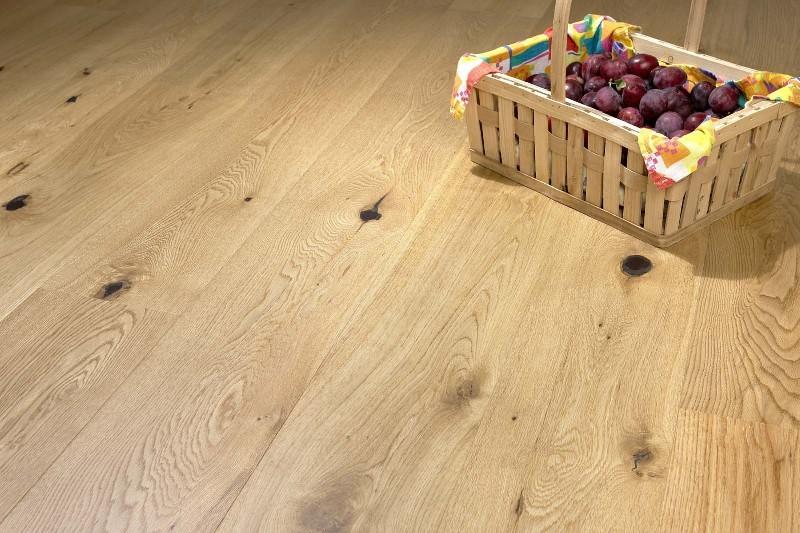 Luxusní dřevěná podlaha dub prkno za 690 Kč/m2