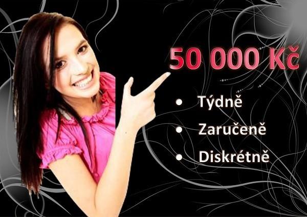 50 000 Kč týdně, zaručeně a diskrétně!!!!!!!!!
