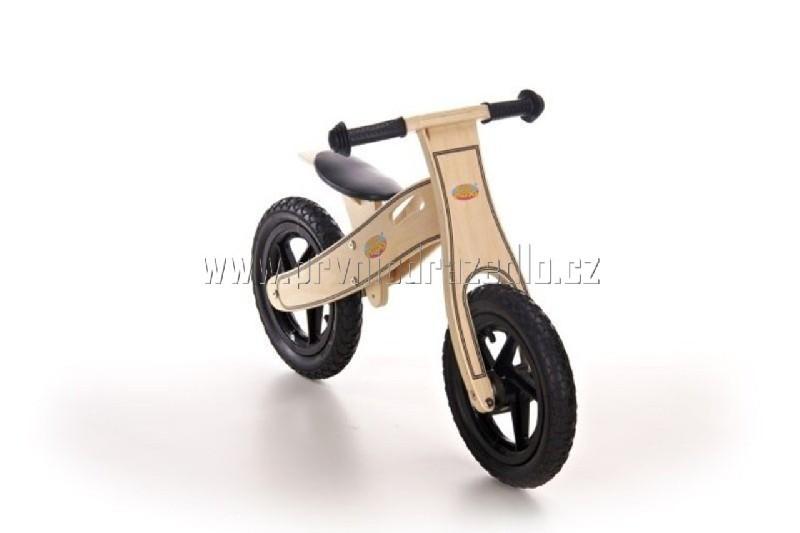 Dětské dřevěné odrážedlo, odstrkovadlo