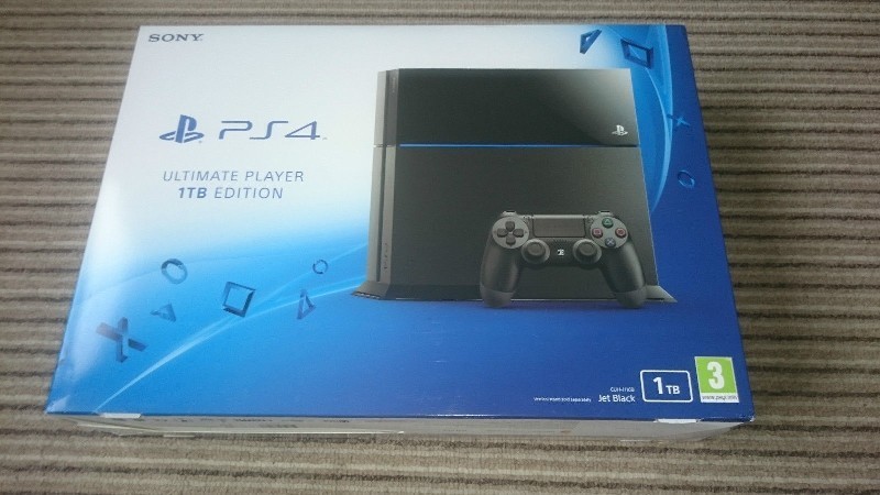Sony PlayStation 4 (Latest Model) - 500 GB Black Console