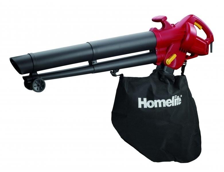 Zahradní vysavač HOMELITE HBV 2500 S + dárek !!