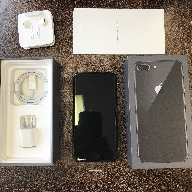 Apple iPhone 8 PLUS 256gb GSM a CDMA UNLOCKED USA Model Apple Záruka-BRAND NEW