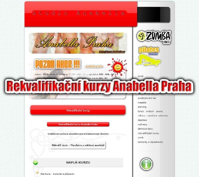 Rekvalifikační kurzy manikúra,pedikúra,kosmetika -  Praha