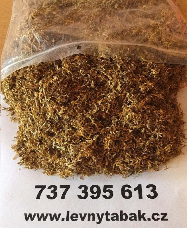 Tabák Cigaretový jako z kamenného obchodu již za pouhých 850 Kč.