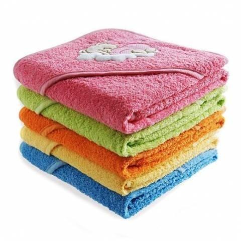 Koupelnový textil, osušky a ručníky