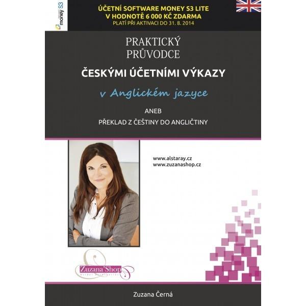 Účetní výkazy v angličtině