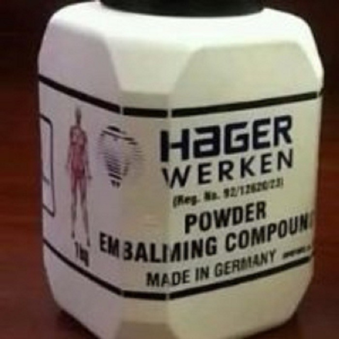 Original Hager werken Embalming Powder +27638250062