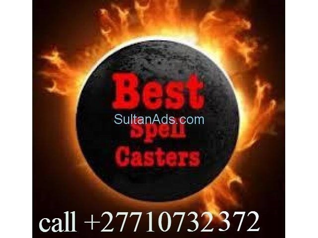 The Best Traditional Healer With Effective Witchcraft Services Call +27710732372 Shik Zubaili