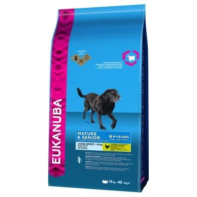 Eukanuba Large Breed Mature& Senior 15 kg