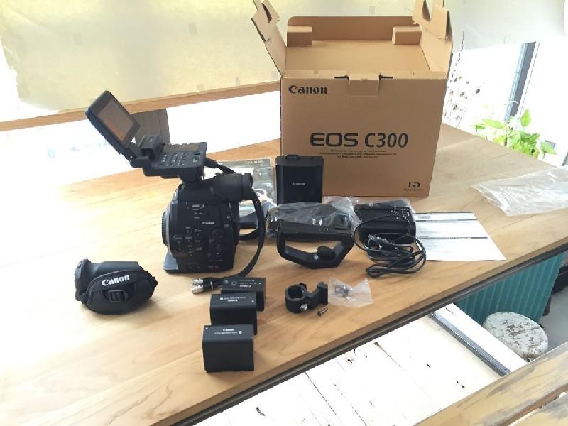 Canon Cinema EOS C300 Mark II /Nikon D4/Canon XF400