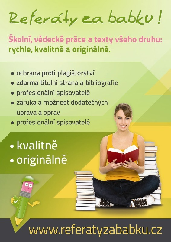 Referatyzababku - seminárky, bakalářky, diplomky