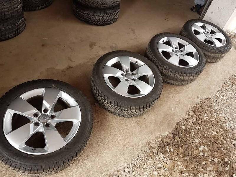 Audi TT 8S0601025 5x112 7jx17 et47