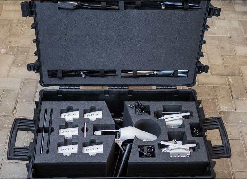 DJI Inspire 1 RAW Quadcopter with ZENMUS