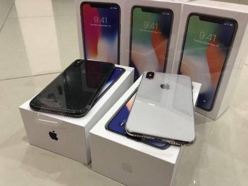 New apple Iphone X / samsung galaxy s9
