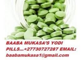 BAABA MUKASA'S YODI PILLS......+27730727287